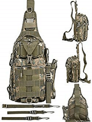 BLISSWILL Multifunctional Tackle Bag