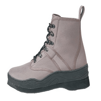 Caddis Men's Taupe Felt Sole Wading Boots