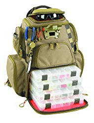 Wild River NOMAD Lighted Tackle Backpack