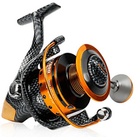BURNING SHARK Fishing Reel