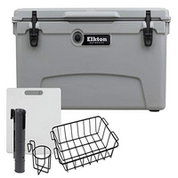 Elkton Outdoors 75 Quart Ice Chest