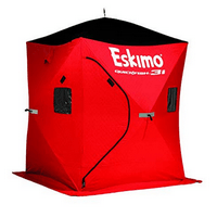 Eskimo Quickfish 3 Person Pop-up Portable Ice Shelter