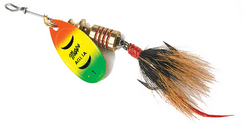 In-Line Spinners For Northern Pike Fishing