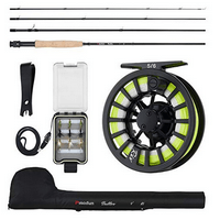 Piscifun New Fly Fishing Rod Reel Combo
