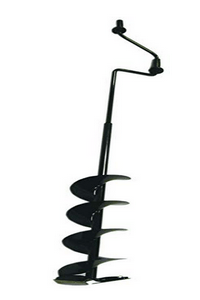 HT Ice Fishing Tackle HT POLAR HAND ICE AUGER