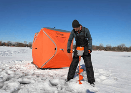 Best Electric Ice Fishing Auger