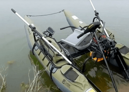 Best Inflatable Pontoon Fishing Boat