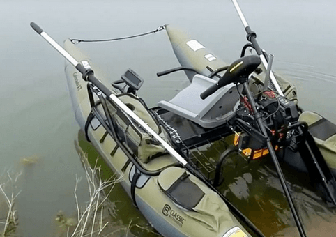Best Inflatable Pontoon Fishing Boat For The Money 2019