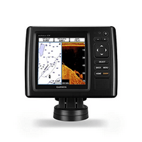 Garmin echoMAP CHIRP 54cv with transducer
