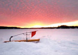 Ice Fishing Tip-Up