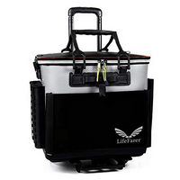 LifeFarer Waterproof Fishing Tackle Bag