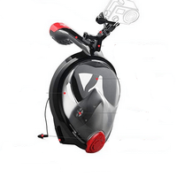 X-Lounger Snorkel Mask