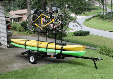 Best Fishing Kayak Trailer for the Money in 2019 | Kayak