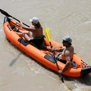 Best Inflatable Tandem Kayak