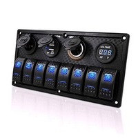 Best Marine Switch Panels for the Money in 2019 | Top Boat ... on