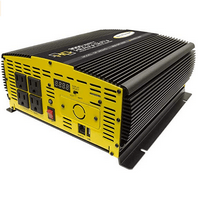 Go Power! 3000 Watt Heavy Duty Modified Sine Wave Inverter