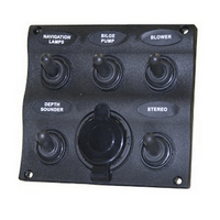 SeaSense Toggle Switch Panel