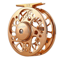 Sougayilang Fly Fishing Reel with Ultralight Anti-Oxidation