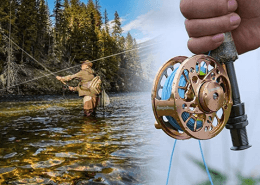 Ultralight Fly Fishing Reels