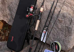 Best Travel Rod And Reel Set
