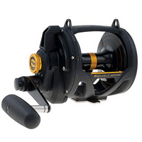 Penn Squall Lever Drag 2-Speed Trolling Fishing Reel