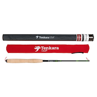 Tenkara Rhodo Fly Fishing Rod Multi-Size Telescopic (8'10', 9'9, 10'6)