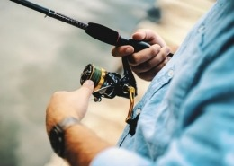 Spooling A Spinning Reel