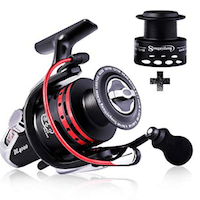 Sougayilang Ultra Smooth Spinning Reel