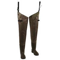 ALLEN BLACK RIVER BOOTFOOT HIP WADERS