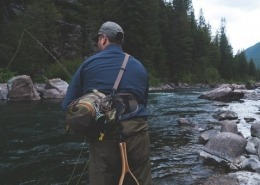 Best Fly Fishing Wading Staffs