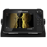 LOWRANCE LIVE 3IN1 TRANSOM MOUNT