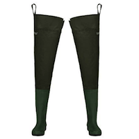 MAGREEL HIP WADERS FOR MEN AND WOMEN