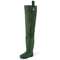 TIDEWE MEN AND WOMEN HIP WADERS
