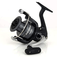 Shimano Sienna Front Drag Spinning Clam Reel