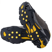 Outerstar Ice And Snow Cleat Rubber Spikes