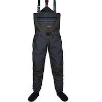 Hisea Fly Fishing Breathable Chest Waders